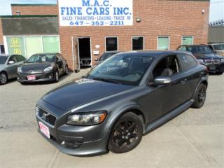 Used 2008 Volvo C30 2.4i M - CERTIFIED for sale in North York, ON