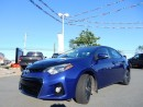 Used 2014 Toyota Corolla S PACK!!!  MANUAL WITH ROOF!!! SPORTY! for sale in Halifax, NS