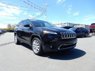 Used 2016 Jeep Cherokee Limited for sale in Halifax, NS