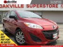 Used 2014 Mazda MAZDA5 GS | AIR CONDITIONING | CD PLAYER | SLIDING DOORS for sale in Oakville, ON