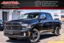 New 2017 Dodge Ram 1500 New Car ST Black Appearance|4x4|Crew|Backup_Cam|Sat|Bluetooth|17