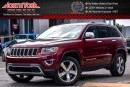 Used 2016 Jeep Grand Cherokee Limited 4x4|Sunroof|Leather|HTD Seats|Backup Cam|20
