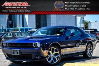 Used 2016 Dodge Challenger R/T Manual Nav Alpine Audio HEMI Backup Cam 20