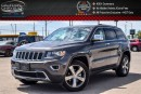 Used 2016 Jeep Grand Cherokee Limited|4x4|Navi|Backup Cam|Bluetooth|R-Start|Leather|20