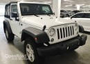 Used 2016 Jeep Wrangler 4WD 2dr Sport NO ACCIDENTS for sale in Vancouver, BC