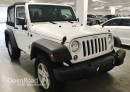 Used 2016 Jeep Wrangler 4WD 2dr Sport for sale in Vancouver, BC