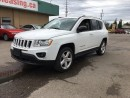 Used 2011 Jeep Compass $112.86 BI WEEKLY! $0 DOWN! LEATHER & SUNROOF! for sale in Bolton, ON