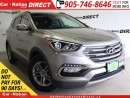 Used 2017 Hyundai Santa Fe Sport 2.4 SE| AWD| LEATHER| BACK UP CAMERA| for sale in Burlington, ON