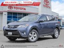 Used 2013 Toyota RAV4 AWD XLE for sale in Mono, ON