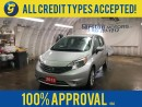 Used 2015 Nissan Versa Note SV*BACK UP CAMERA*PHONE CONNECT*AM/FM/XM/CD/AUX/USB/BLUETOOTH* for sale in Cambridge, ON