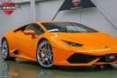Used 2015 Lamborghini Huracan LP610-4 for sale in Oakville, ON