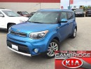 Used 2017 Kia Soul EX+ KIA CERTIFIED PRE-OWNED for sale in Cambridge, ON