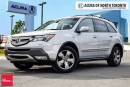 Used 2007 Acura MDX Elite 5sp at for sale in Thornhill, ON