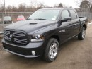 "Used 2017 Dodge Ram 1500 Sport - 4x4  Bluetooth  Sat Radio  8.4"" Touch for sale in London, ON"