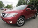Used 2015 Nissan Pathfinder SL-Navi-360 camera-Panorama sunroof for sale in Mississauga, ON