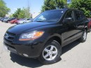 Used 2009 Hyundai Santa Fe GLS 3.3L-AWD-local trade-certified for sale in Mississauga, ON