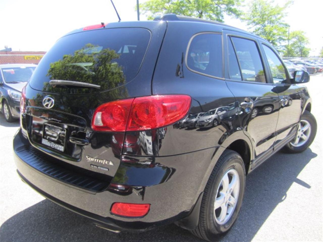 2009 Hyundai Santa Fe GLS 3.3L-AWD-local trade-certified