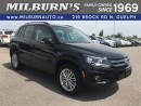 Used 2016 Volkswagen Tiguan COMFORTLINE AWD for sale in Guelph, ON