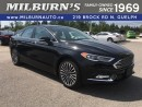 Used 2017 Ford Fusion SE for sale in Guelph, ON