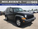Used 2007 Jeep Liberty Sport for sale in Guelph, ON