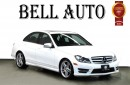 Used 2013 Mercedes-Benz C-Class 350 4MATIC LEATHER SUNROOF for sale in North York, ON