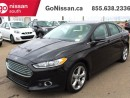 Used 2015 Ford Fusion SE 4dr All-wheel Drive Sedan for sale in Edmonton, AB
