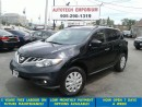 Used 2013 Nissan Murano SV AWD Pano Roof/Camera/ &GPS* for sale in Mississauga, ON