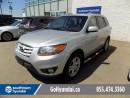 Used 2010 Hyundai Santa Fe Sunroof/Bluetooth/Heated Seats for sale in Edmonton, AB