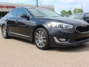 Used 2014 Kia CADENZA HEATED SEATS, BACKUP CAM, BUTTON START, SIRIUS, BLUETOOTH, USB for sale in Edmonton, AB