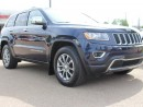 Used 2014 Jeep Grand Cherokee LOW KMS!! SUNROOF, HEATED FRONT/REAR SEATS, NAVI, BACKUP CAMERA, HEATED WHEEL, BLUETOOTH for sale in Edmonton, AB