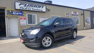 Used 2015 Chevrolet Equinox LS-1 OWNER-FACTORY WARRANTY-LOADED for sale in Tilbury, ON