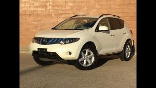 Used 2009 Nissan Murano SL AWD for sale in Owen Sound, ON