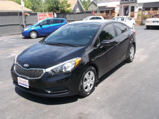 Used 2016 Kia Forte LX+ Internet Sale $500 Rebate for sale in Sutton West, ON