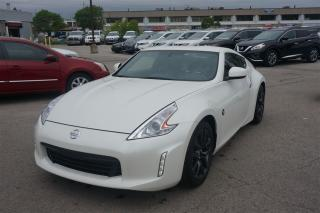 Used 2017 Nissan 370Z DEMO 6 Speed Manual|Bluetooth for sale in Scarborough, ON