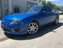 Used 2012 Ford Fusion SE for sale in Selkirk, MB