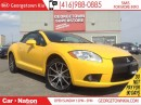 Used 2009 Mitsubishi Eclipse Spyder GT-P | ONLY 37,380KMS | LEATHER | TOP DOWN | for sale in Georgetown, ON