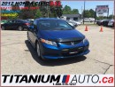 Used 2012 Honda Civic EX-L+GPS+Heated Leather Seats+Sunroof+BlueTooth+++ for sale in London, ON