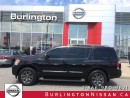 Used 2015 Nissan Armada Platinum Reserve Edition *** ACCIDENT FREE *** for sale in Burlington, ON