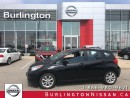 Used 2014 Nissan Versa Note SL, NAVIGATION, ACCIDENT FREE ! for sale in Burlington, ON