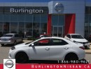 Used 2015 Toyota Corolla S, MOONROOF, ACCIDENT FREE ! for sale in Burlington, ON