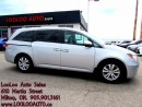 Used 2014 Honda Odyssey EX DVD*Camera*Sliding Doors*Certified for sale in Milton, ON
