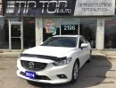 Used 2014 Mazda MAZDA6 GT ** Nav, Leather, Bluetooth, Backup Cam ** for sale in Bowmanville, ON