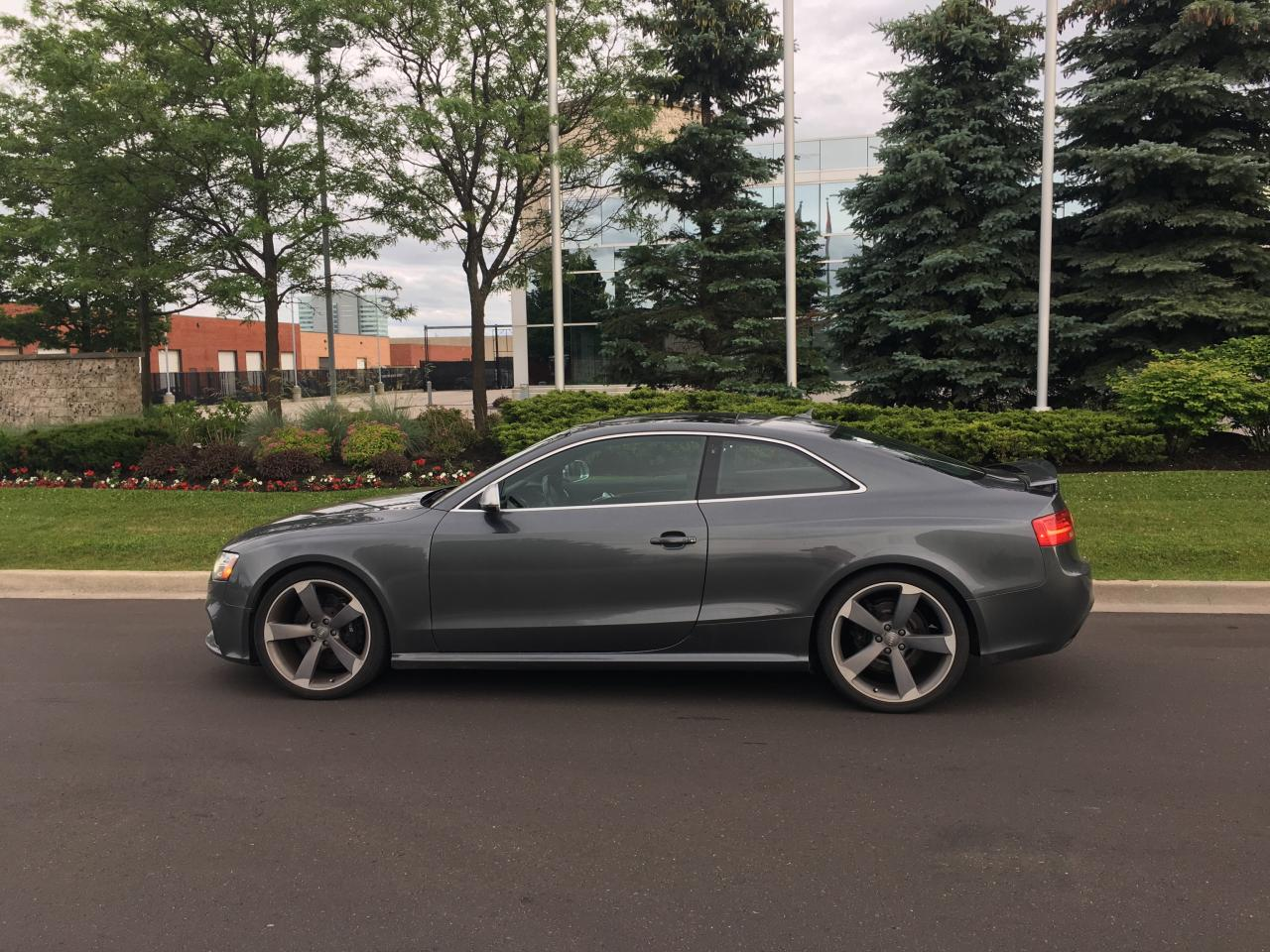 used 2013 audi rs 5 rs5 coupe for sale in concord ontario. Black Bedroom Furniture Sets. Home Design Ideas