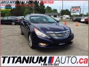Used 2013 Hyundai Sonata Limited+Sunroof+Heated Leather Power Seats+BT+ECO+ for sale in London, ON