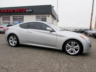 Used 2010 Hyundai Genesis Coupe 2.0 Turbo Premium Automatic Bluetooth Certified 2YR Warranty for sale in Milton, ON