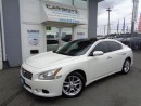 Used 2009 Nissan Maxima SV 3.5, Navigation, Dual Moonroof, Leather for sale in Langley, BC