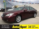 Used 2008 Lexus ES 350 RECENT TRADE/PRICED FOR A QUICK SALE for sale in Kitchener, ON