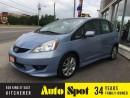 Used 2009 Honda Fit SPORT/MINT!/PRICED FOR A QUICK SALE! for sale in Kitchener, ON