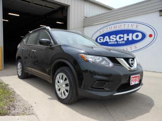 Used 2016 Nissan Rogue S|Reverse Cam|Bluetooth|AWD for sale in Kitchener, ON