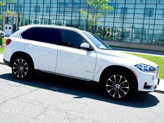 Used 2014 BMW X5 35D|7 SEATS|NAVI|360 CAM|DUAL DVD|HEADS UP DISPL|R for sale in Scarborough, ON